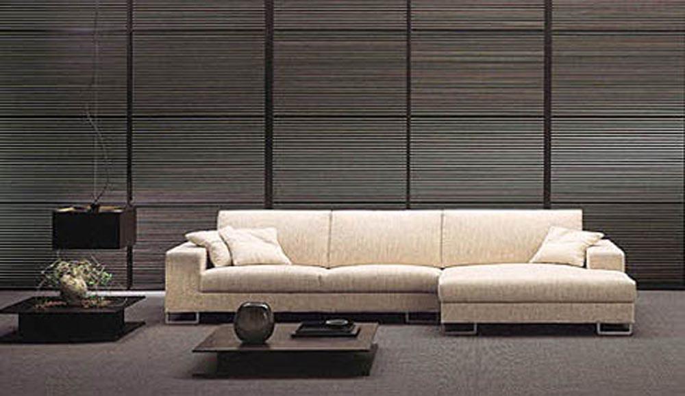 Letto ad angolo design casa creativa e mobili ispiratori - Divano letto ad angolo ...